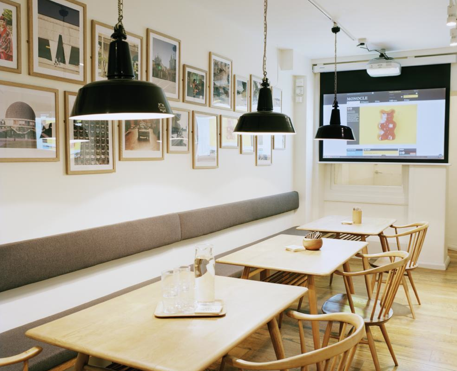 Monocle Cafe London via Stylejuicer 05