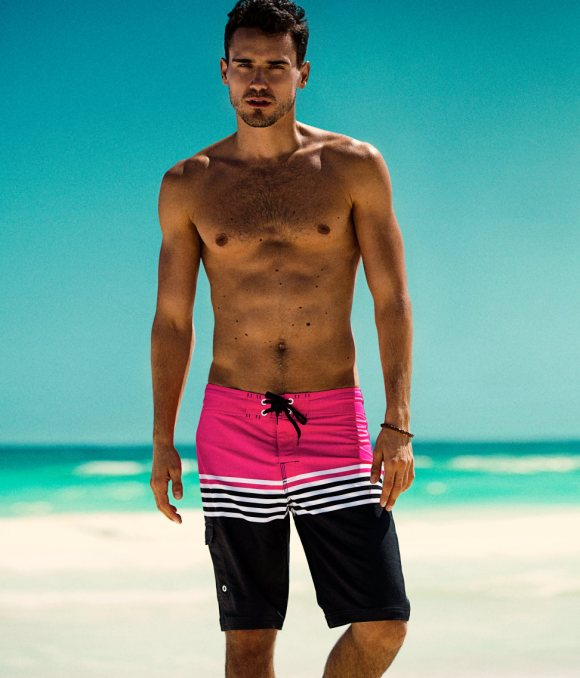 GUY-CANDY: SCORCHING HOT BEACHWEAR FOR MEN FROM H&M
