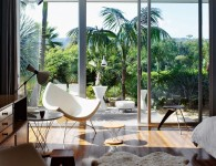 copyright Strick House by Oscar Niemeyer via stylejuicer