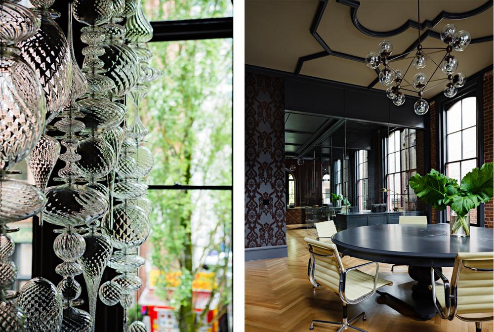 GOTHIC OFFICE BY JESSICA HELGERSON INTERIOR DESIGN STYLEJUICER