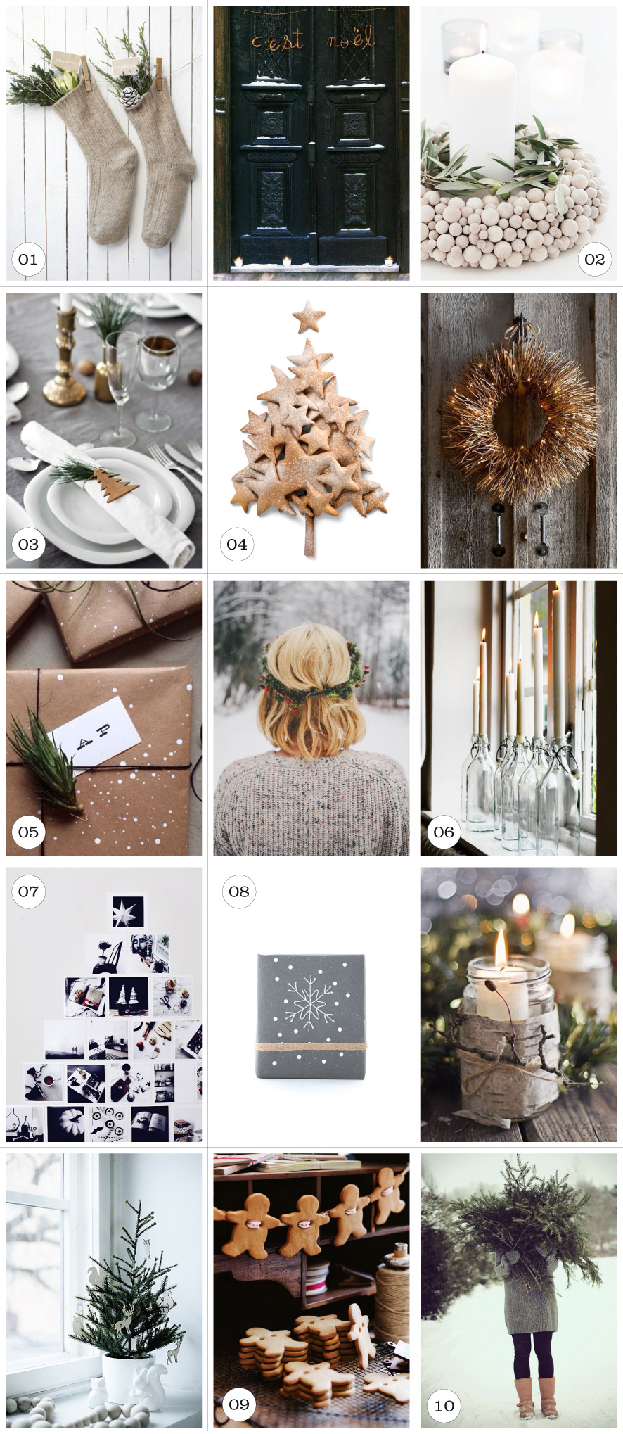 Christmas Decorations 2013 via Stylejuicer