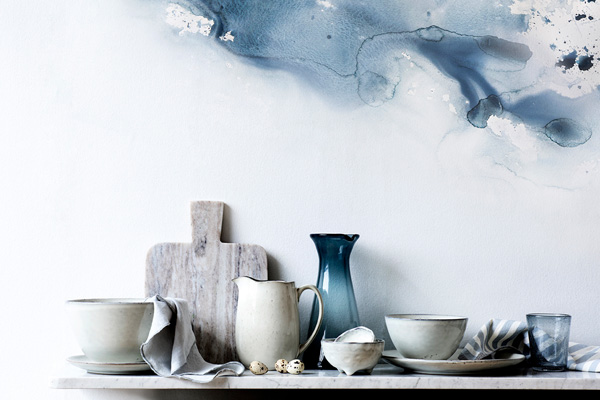 broste, ss2015, copenhagen, home decor, textiles, furniture, living, tableware, kitchen accessories, blue trend, style, photography, behind the scenes, art direction, sneak peek