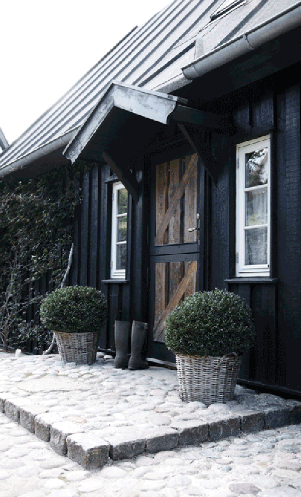 Modern Rustic Danish Cottage