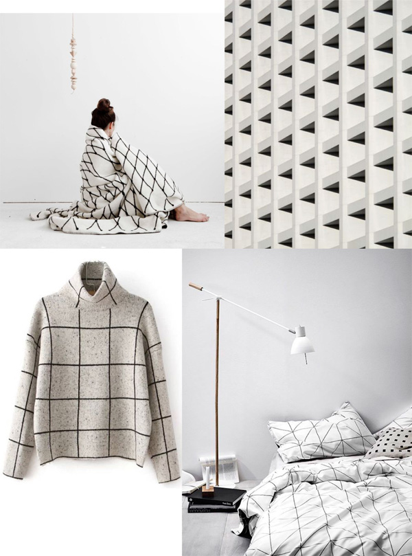 mood board, trend, styling, grid, grid love, grid addict, instagram, pinterest, fashion, interiors, home, decor, aura, bedlinen, grid blanket, grid sweater, h&m home