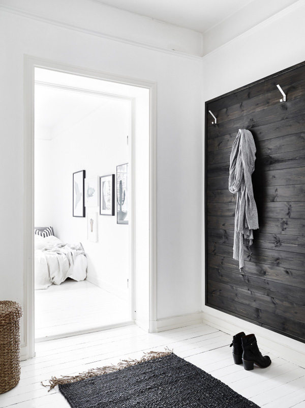 small spaces, swedish home for sale, decor, interior design, style, styling, trend, calm, minimal, monochrome, neutral, colour palette, relaxed, uncluttered, design conscious hipster, living, home, jonas berg, photographer, estate agents stadshem