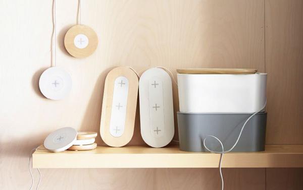 Ikea Schuhschrank Ersatzteile ~ Ikea wireless charging furniture has just made my life SO much easier