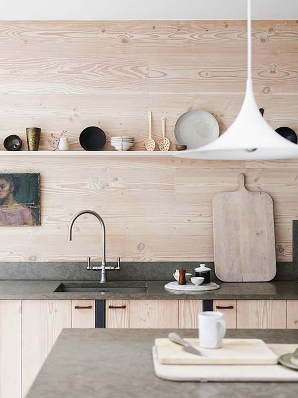 interiors crush, london, fulham home, daniel lee, emma lee, distinctly english, minimalist, off white, vintage furniture, design classics, industrial style, dinesen floors, eclectic, wood, saarinen dining table, interior design, decor, trend, style, rory gardiner