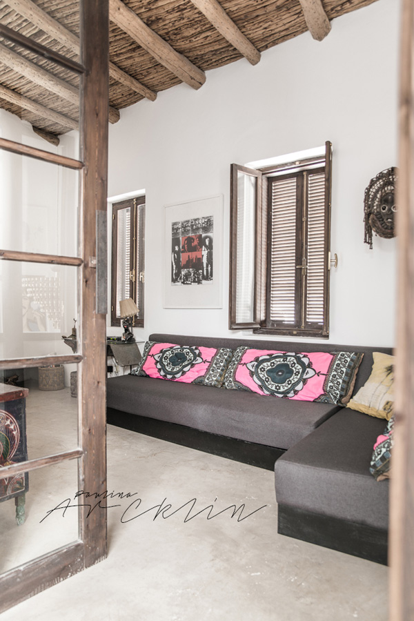 dream holiday home, restored house, Essaouira, marrakech, morocco, worlds best surfing, unspoilt beaches, medina, renovation, restoration, paulina arcklin, simple, contemporary, ethnic, chic, style, travel, wifi, fully equipped kitchen, sleeps 8 people, wet rooms, sunny terrace, authentic, culture