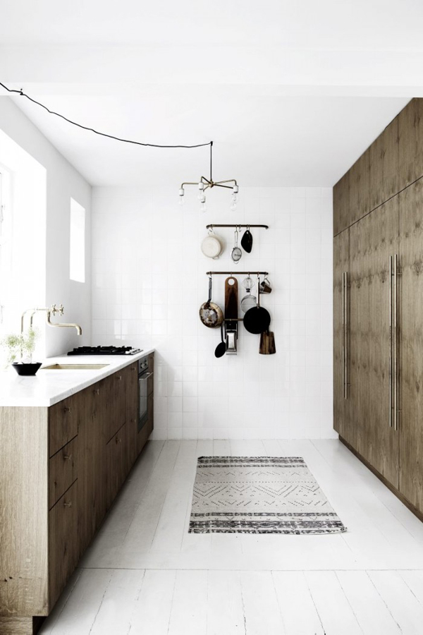 interior design, furniture, cabinets, kitchen, bathroom, smoked oak, master craftsman, skills, carpentry, craftsmanship, mobel snedkeri, copenhagen, bespoke kitchen, storage solutions, walk in closet, trend, style, design, wood, residence magazine, kim dolva
