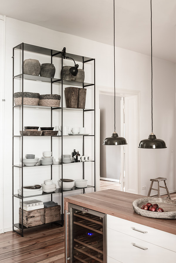 interior design, style, trend, styling, natural materials, wood, leather, period pieces, soft, warm, earlthy,calm, reflective, period apartment, a traveller's home