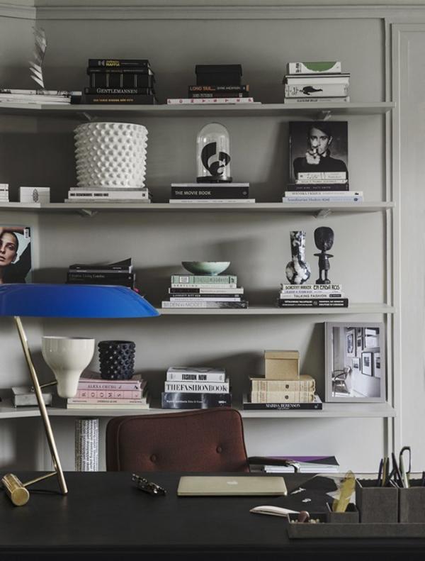 hanna wessman, interior designer, home, decor, artwork, sophisticated, interior design, style, styling, trend, design objects, designer furniture, circular mirror, ilse crawford, cork bench, ikea, mix and match, residence magazine