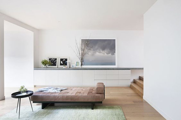 courtyard house, robson rak, architects, japanese, greenery, calm, minimalist, flow, design, trend, greenery, nature, connection, garden design, australia