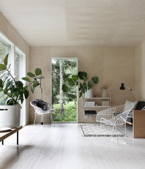 STYLING | MINNA JONES\' SUMMERHOUSE IN FINLAND
