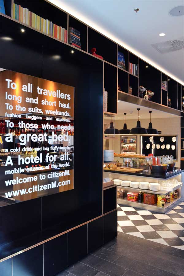 TRAVEL | CITIZENM FLAGSHIP HOTEL AT THE TOWER OF LONDON - STYLEJUICER