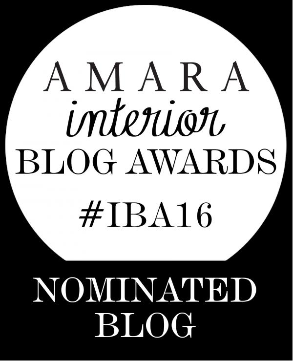 AmaraInteriorBlogAwardsIBA16NominatedBlog