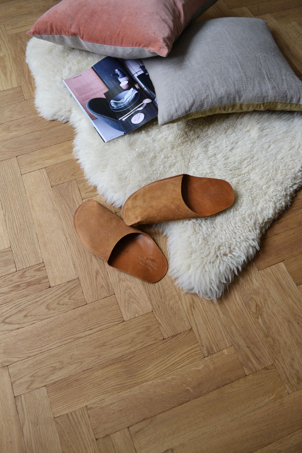 craftsmanship, quality materials, cp slippers, spain, family run business, single piece of leather, calfskin leather, colours, slim, lightweight, bare feet, design, trend, style, fashion, women, men, kids