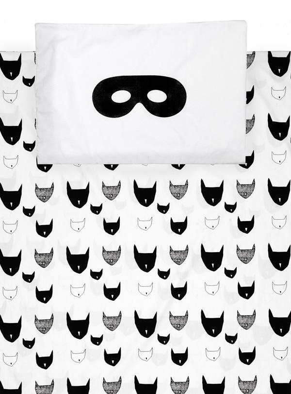 Kids Bedroom Ideas Trend Black And White Minimal Clean